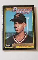 1992 Topps McDonald's Baseball's Best UNOPENED PACK Royce Clayton Cal Ripken Jr.