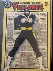 Vigilante (Spectacular First Issue)  (1983)  #1