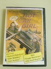 Hot Car Girl dvd movie