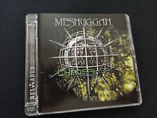 MESHUGGAH - CHAOSPHERE - CD + 5 BONUS TRACKS NUCLEAR BLAST 2008 - COME NUOVO