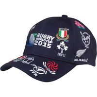 Rugby Canterbury England World Cup 2015 baseball Cap Unisex 20 Nations RWC BNWT