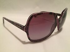 DOLCE & GABBANA D&G Sunglasses 100% Authentic DG 4098 Purple-Black *NEW* Womens