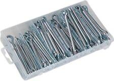 Grip 43124 - Large Cotter (Split) Pin Assortment Grab Kit - Metric - 144 pce
