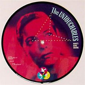 The Untouchables, What's Gone Wrong, NEW/MINT PICTURE DISC 7 inch vinyl single