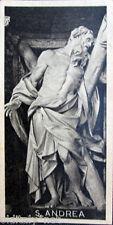1939 santino SANT'ANDREA Pontificia Opera Propagazione Fede-Zingografica Firenze
