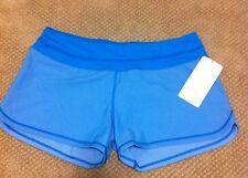 LULULEMON Groovy Run Short Beach Blanket Blue NWT 12