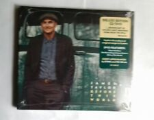 "JAMES TAYLOR ""BEFORE THIS WORLD"" DELUXE EDITION CD/DVD NUOVO E SIGILLATO !!!"