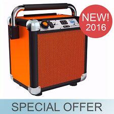 ION  Job Rocker PLUS Portable Wireless Bluetooth Audio Speaker IPA74 - NEW