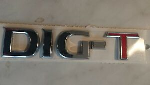 Nissan Juke F15, DIG-T badge, new genuine part. 99940-23394.
