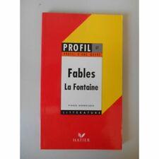 Fables 1668-1693 / De La Fontaine, Jean / Réf40503