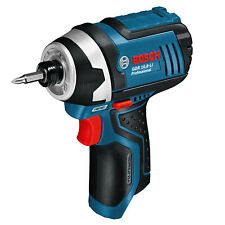 Bosch Cordless Impact Driver GDR 10.8V-LI (BareTool Without battery and charger)