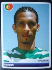 Panini 258 Liedson Sporting UEFA CL 2006/07