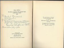 Victory, How Women Won It:A Centennial Symposium, 1840-1940 (1940, Hardback)