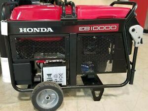 Honda EB10000 Generator 2020 [No Box - Local Pickup Only]