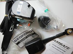 Military Bedford Full Seat Belt Kit Part no 91124711