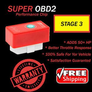 PERFORMANCE CHIP CHEVY SILVERADO Z71 1500 1/2 TON TRUCK 4.8L, 5.3L, 5.7L & 6.0L
