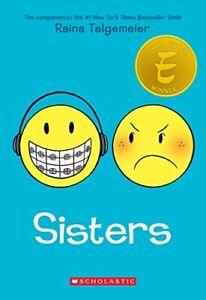 Sisters by Telgemeier, Raina Book The Cheap Fast Free Post