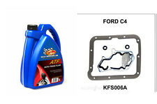 Transgold Transmission Kit KFS006A With Oil For Ford Fairlane ZG ZH C4 TRANS