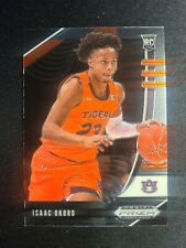 H22 2020-21 Panini Prizm Draft Picks - Isaac Okoro RC BASE  Rookie #4