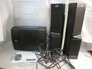 Altec Lansing Home Theatre Dolby Surround   PHT 5s in OV