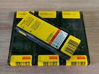 10 PC. SANDVIK 880-05 03 W08H-P-LM 4324 INSERTS ***NEW***