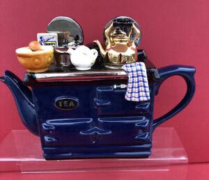 Swineside Aga Large Novelty Teapot