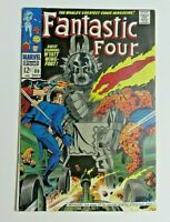 FANTASTIC FOUR #80 COMIC BOOK ~ 1968 MARVEL SILVER AGE ~ FN+