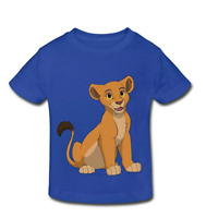 Kids Toddler The Lion King Little Boys Girls T Shirt