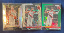 JUSUF NURKIC 2018-2019 Prizm Green And Disco Ref.  #121+Select Silver 3 Card Lot