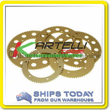 GO KART SPROCKETS HIGH QUALITY each 63 to 93 TEETH KARTELLI SPROCKETS THE BEST !