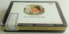 Vintage La Flor De Garcia y Vega Panatella DeLuxe 50 Cigar Empty Box