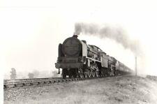 Rail Photo LMS 460 Patriot 5544 Brinklow Warwickshire LNWR shilton rugby
