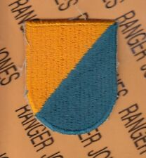 8th Special Forces Group Airborne SFGA Beret Flash patch #1 c/e