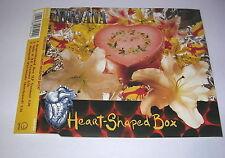 Nirvana - Heart-Shaped Box - CD Single (1993)  Grunge Kurt Cobain