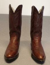 "Durango Western Cowboy Leather Riding Casual Work boots men's size 9.5D ""Usa"""