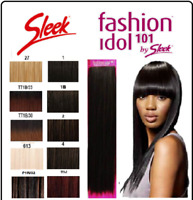"Sleek Fashion Idol 101(Tongable) Yaki Weave 18/20"""