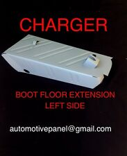 Valiant Charger Boot Floor Extension Panel Left Side Rust Repair