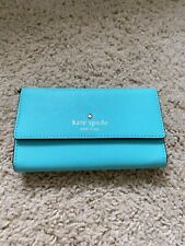 Kate spade Cedar Street cell phone Case wallet wristlet iPhone 6, 6s, 7, 7s, 8