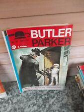 """Butler Parker, Heft Nr. 33: Parker scheucht die """"Marsmenschen"""""""