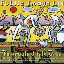 Public Image Ltd. - The Greatest Hits, So Far (CD, Virgin) BN Sealed