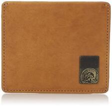 Diesel Men's Sunrise Up Johnas I Card Holder Wallet Beige Tan X04481 PR013 T2216