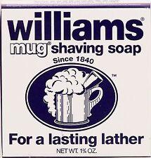 Williams Mug Shaving Soap - 1.75 oz : 3 packs