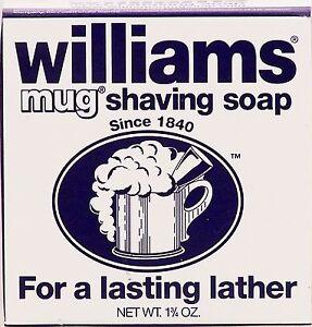 Williams Mug Shaving Soap  1.75 oz