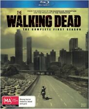 """THE WALKING DEAD: Season 1"" Blu-ray, 2 Disc Set - Region [B]"