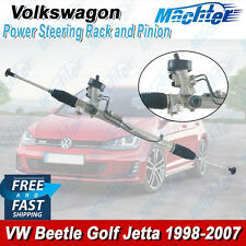 VW Beetle Golf Jetta 98-07 Complete Power Steering Rack and Pinion Assembly