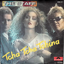 "The STAFF - Tscha Tscha Tschina ★ 7"" Vinyl Single *NDW"