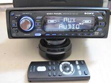AUTORADI0  LETTORE CD SONY MEX-16P  USATO CON MEMORIA INTERNA AL FRONTALINO