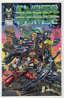 Cyberforce #1 (Oct 1992, Image [Top Cow]) Eric & Marc Silvestri B