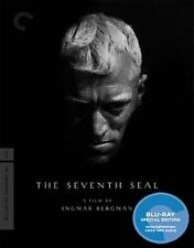 715515044615 Criterion Collection Seventh Seal With Ingmar Bergman Blu-ray