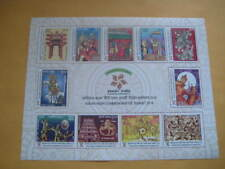2018 India ASEAN Summit Ramayana Miniature sheet - MNH Limited Edition